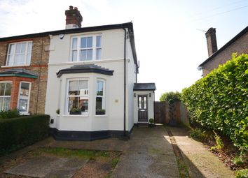 Thumbnail 3 bed semi-detached house for sale in Walton Street, Walton On The Hill