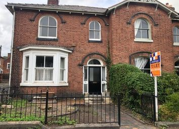 Thumbnail 3 bed flat to rent in Talbot Street, Rugeley