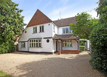 Thumbnail 5 bed detached house for sale in Lent Rise Road, Burnham, Buckinghamshire