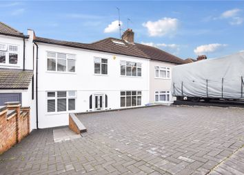 Bladindon Drive, Bexley, Kent DA5. 4 bed semi-detached house for sale
