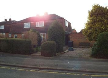 Thumbnail 1 bedroom flat for sale in Smithy Crescent, Arnold, Nottingham