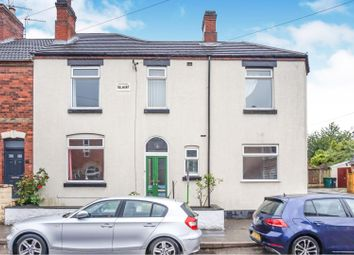 Thumbnail 4 bed terraced house for sale in Belmont Street, Swadlincote