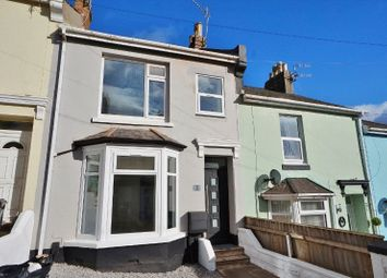 Thumbnail 4 bed terraced house for sale in Manor Terrace, Paignton