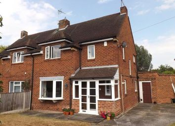 Thumbnail 3 bed semi-detached house for sale in Ridgeway Close, West Bridgford, Nottingham, Nottinghamshire
