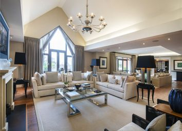 Thumbnail 3 bed flat to rent in Allingham Court, 44 The Bishops Avenue, London