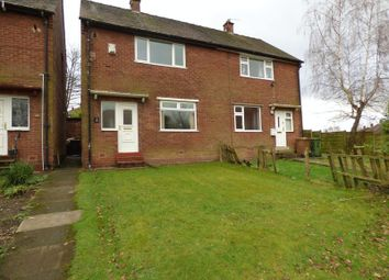 Thumbnail 2 bed semi-detached house to rent in Danwood Close, Denton, Manchester