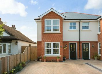 Thumbnail 3 bed semi-detached house for sale in Carlton Hill, Herne Bay, Kent