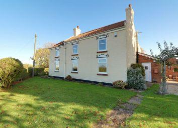 Thumbnail 4 bed detached house for sale in Grange Lane, North Kelsey, Market Rasen