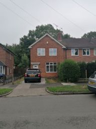 Thumbnail 2 bed end terrace house to rent in Burnel Road, Birmingham