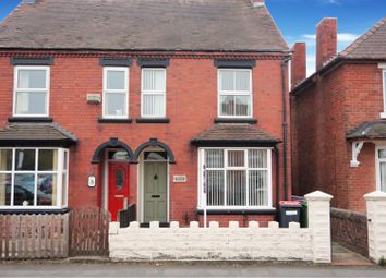 3 bed semi-detached house for sale in Trench Road, Trench Telford TF2