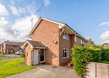 Thumbnail 1 bed end terrace house for sale in Vernon Close, Ottershaw, Chertsey