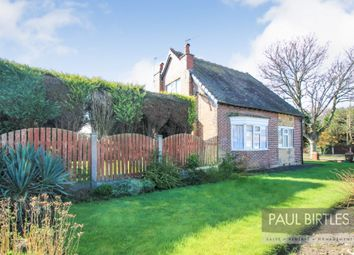 Thumbnail 2 bed detached house for sale in Kenilworth Road, Urmston