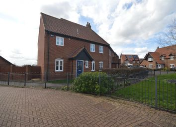 3 bed end terrace house for sale in Garnett Drive, Easton, Norwich NR9