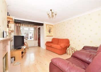 Thumbnail 4 bed semi-detached house for sale in Woodlands Road, Ditton, Aylesford, Kent