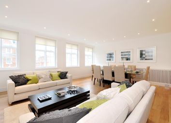 Thumbnail 3 bed flat to rent in Stafford Court, Kensington High Street, London