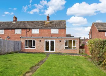 Thumbnail 3 bed semi-detached house for sale in Queens Way, Kintbury, Hungerford