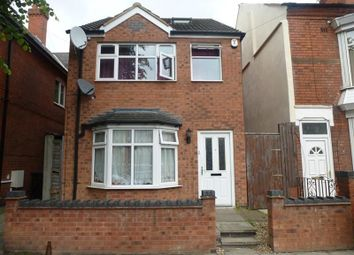 Thumbnail 6 bedroom terraced house to rent in Winchester Avenue, Leicester