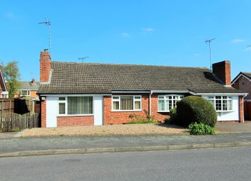 Thumbnail 2 bed bungalow to rent in Seaton Road, Wigston