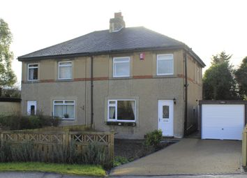 Thumbnail 3 bed semi-detached house for sale in Northfield Avenue, Wetherby