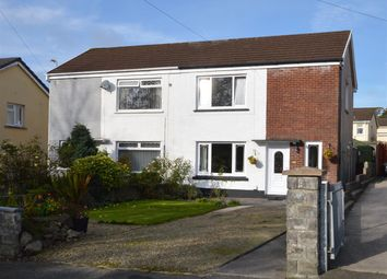 Thumbnail 2 bed semi-detached house for sale in Hendre Road, Garnant, Ammanford