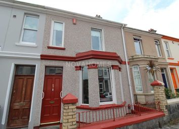 Thumbnail 2 bed terraced house for sale in Federation Road, Laira