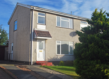 Thumbnail 3 bed semi-detached house for sale in Innerpeffray Drive, Carron