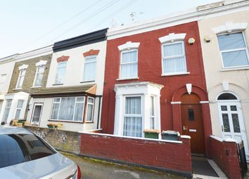 Thumbnail 3 bedroom terraced house for sale in Heyworth Road, Stratford, London