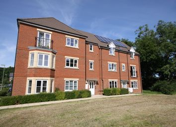 Thumbnail 2 bed flat for sale in Jellicoe Drive, Sarisbury Green, Southampton