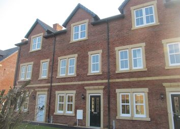 Thumbnail 4 bed town house to rent in Fenwick Drive, Carlisle