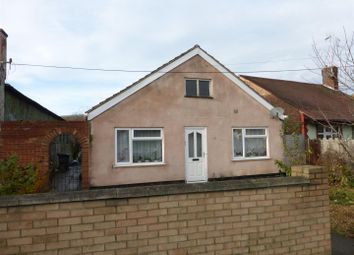 Thumbnail 2 bedroom detached bungalow for sale in New Road, City Centre, Peterborough
