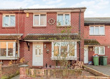 Thumbnail 3 bed terraced house for sale in Chichester Close, London, London