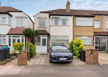 Thumbnail 3 bedroom terraced house for sale in Galpins Road, Mitcham, Thornton Heath