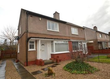 Thumbnail 2 bed semi-detached house for sale in Deveron Road, Bearsden, Glasgow
