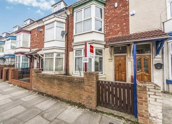 Thumbnail 4 bedroom terraced house for sale in Kensington Road, Middlesbrough, North Yorkshire, Linthorpe