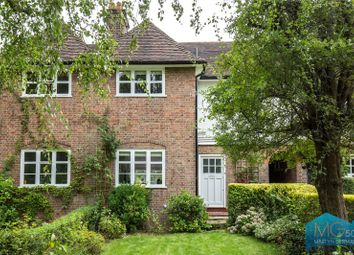 3 bed terraced house for sale in Erskine Hill, Hampstead Garden Suburb, London NW11