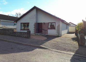 Thumbnail 3 bed detached bungalow for sale in Riverford Crescent, Conon Bridge