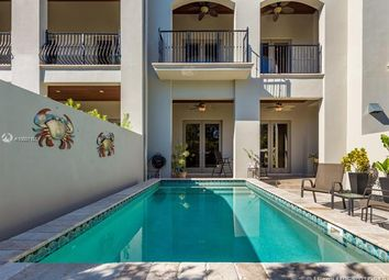 Thumbnail 3 bed town house for sale in 7561 Sw 56th Ct, Miami, Florida, United States Of America