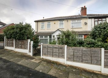 Thumbnail 4 bed semi-detached house for sale in Holden Avenue, Bolton