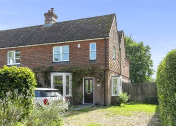3 bed semi-detached house for sale in School Lane, Compton, Chichester, West Sussex PO18