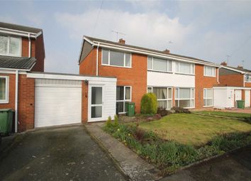 Thumbnail 3 bed semi-detached house to rent in Edge Close, Bayston Hill, Shrewsbury