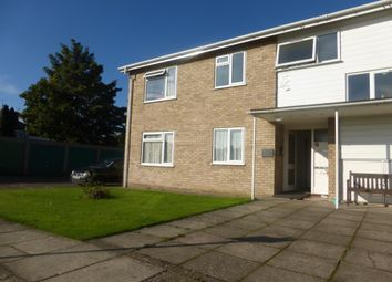 Thumbnail 2 bed flat to rent in Jennings Way, Diss