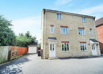 Thumbnail 4 bed semi-detached house for sale in Grayling Close, Calne