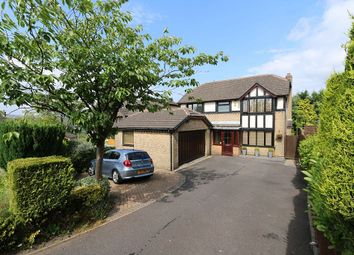 Thumbnail 4 bed detached house for sale in Applecross Drive, Burnley, Lancashire