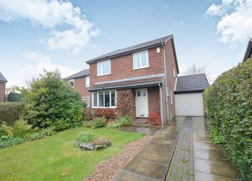 Thumbnail 3 bed detached house for sale in Dalmally Close, York