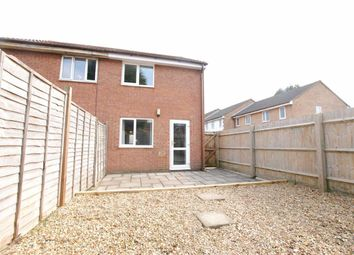 Thumbnail 2 bed end terrace house for sale in Oaktree Crescent, Bradley Stoke, Bristol