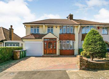 Thumbnail 4 bedroom semi-detached house for sale in Keswick Road, Bexleyheath