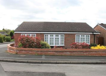 Thumbnail 2 bedroom detached bungalow for sale in Woodbridge Close, Chellaston, Derby