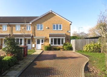 Thumbnail 4 bed end terrace house for sale in Fernleigh Row, Berryfield, Slough