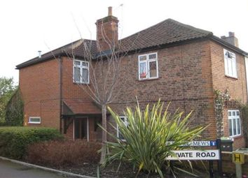 Thumbnail 3 bed semi-detached house to rent in Armstrong Road, Englefield Green, Egham
