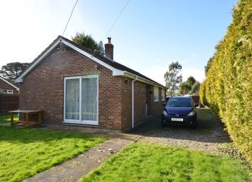 Thumbnail 3 bed property to rent in Pitmore Lane, Pennington, Lymington